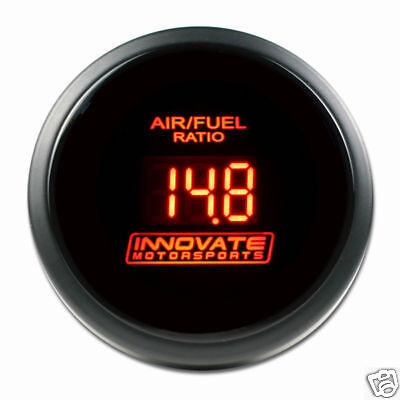 Innovate 3794 Red DB Gauge for Wide Band AFR Air-Fuel-Ratio Display - METER ONLY