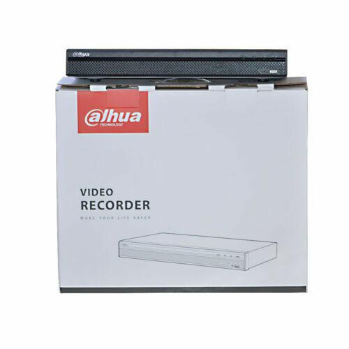 Dahua 8CH 8PoE 4MP Starlight MIC CCTV System IPC-HDW2431TM-AS POE IP Camera Lot  - $73.90