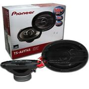 Pioneer 6x9 Car Speakers 3-WAY