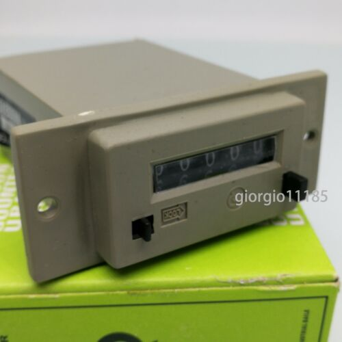 US Stock AC 110V LFC-5 Electromagnetic Cumulative Counter 5 Digital