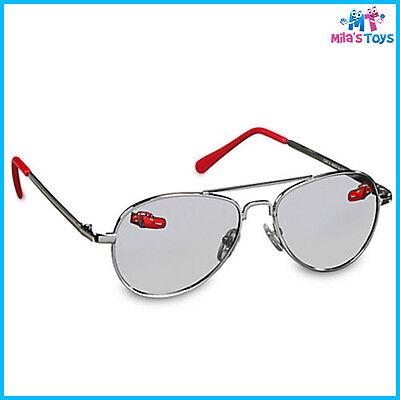 Disney CARS Lightning McQueen Sunglasses for Kids 100% UVA/B protection Aviators - Lightning Mcqueen Sunglasses