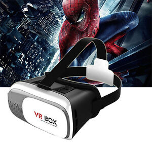 VR BOX Virtual reality viewer for android and I phones