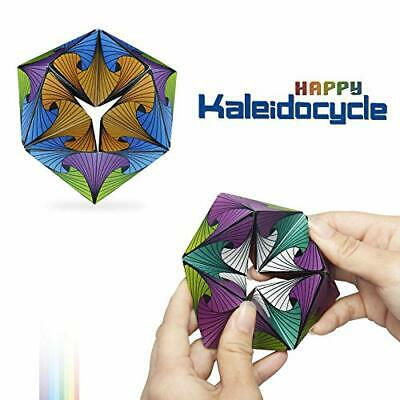 Adult Fidget Toys Colorful Kaleidocycle Gadgets For Toddler Boys And Girls Age