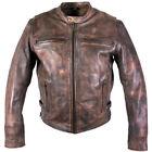 Xelement Motorcycle Coats & Jackets for Men Brown