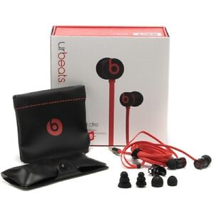Beats by Dr. Dre urBeats In-Ear Headphones with Mic -Matte Black