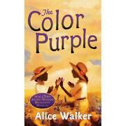 What life lessons does The Color Purple teach readers?