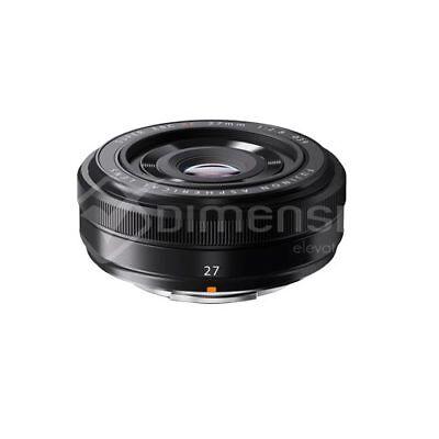Fujifilm XF 27mm F2.8 Black Lens Bulk Fujifilm X-M1 X-T1 X-E2 (Best Lens For Fujifilm X T1)