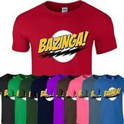 Bazinga T Shirt