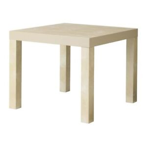 IKEA LACK Table d'apoint Side table (eff bouleau-birch effect)