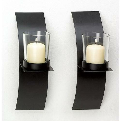 Large Wall Candle Sconce | eBay