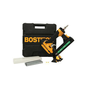 Bostitch 18 Gauge Oil-Free Engineered Flooring Stapler EHF1838K NEW