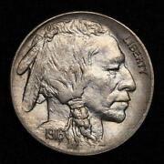 Buffalo Nickel BU