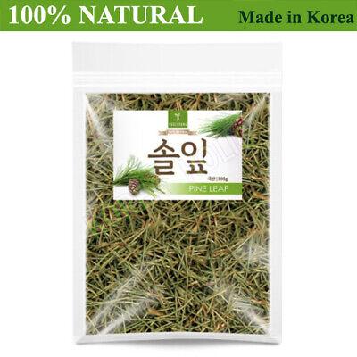 100% Natural Pine Needle 300g  Medicinal Korean Herb Dried Bulk Herb NEW 솔잎