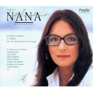 Nana Mouskouri: Tout simplement         2 cds