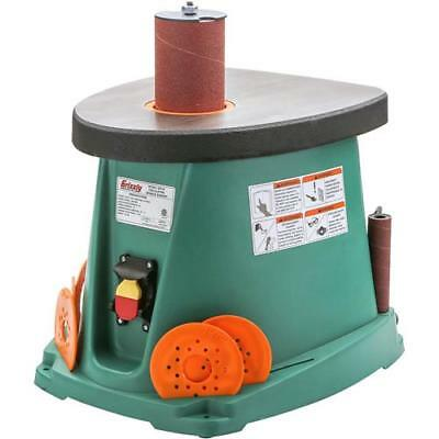 G0739 Benchtop 12 Hp Oscillating Spindle Sander