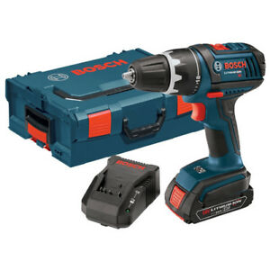 BOSCH 18V Drill/Driver Kit with Battery,Charger &L-BOXX-2-BNIB