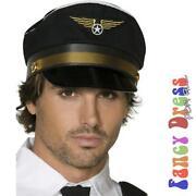 Airline Pilot Cap