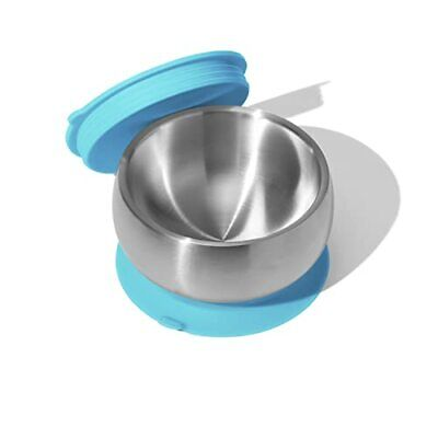 Stainless Steel Suction Bowl Suction Bowls with Stainless Steel Lids Kids Bowls