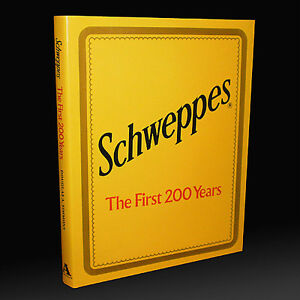 SCHWEPPES: The First 200 Years (Mineral Water History)
