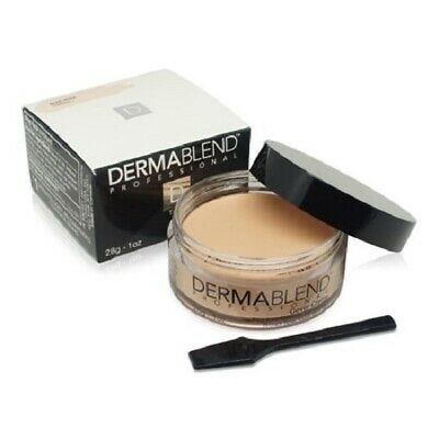 DermaBlend Professional Cover Creme Chroma 1 Rose Beige,