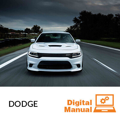 Dodge Car   Service And Repair Manual 30 Day Online Access