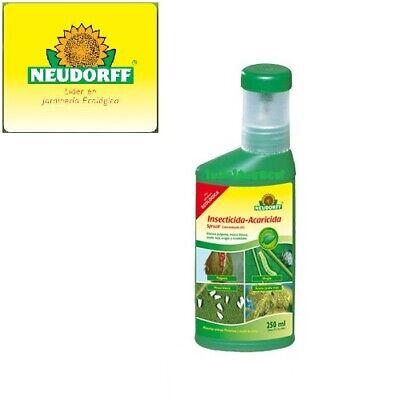 Spruzit 250ml Neudorff Insecticida Ecologico Piretrina Natural + Aceite colza