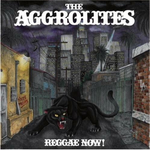 Reggae Now!-The Aggrolites-LP