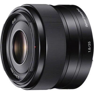 Sony SEL35F18 - 35mm f/1.8 Prime Fixed E-Mount Full Frame Lens