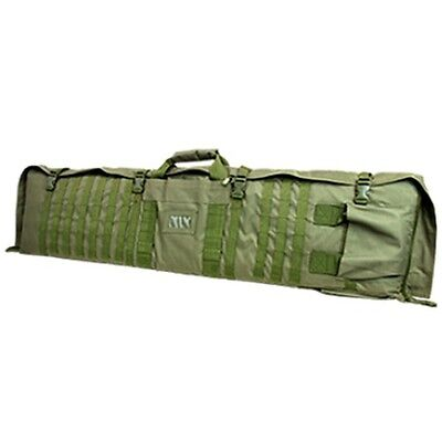 Shooting Mat - NcSTAR Tactical Military Rifle Case Range MOLLE PVC Shooting Mat Combo OD Green