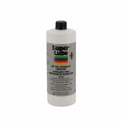 SUPER LUBE 12032 Air Tool Lubricant, 1 Quart. FREE SAME DAY PRIORITY SHIPPING!