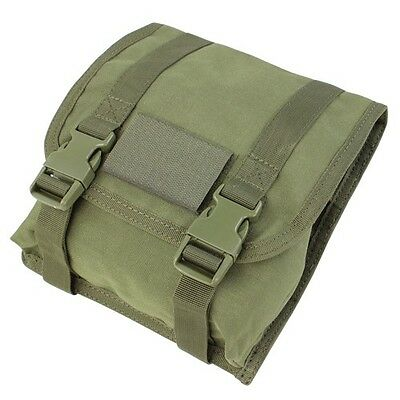 Condor MA53 OD GREEN Large Utility Pouch MOLLE Holds Six 5.56 .223 Rifle Mag