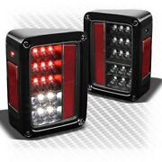 Jeep Wrangler LED Tail Lights