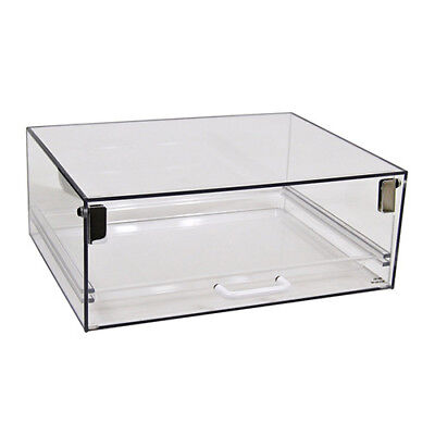 Stackable Bakery Case - Single Tray Display 15wx12dx6h