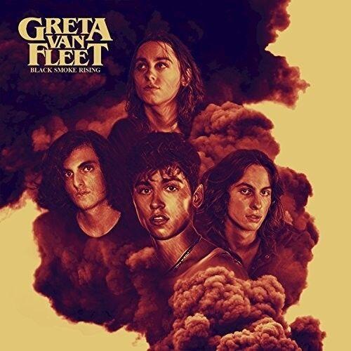 Greta Van Fleet - Black Smoke Rising [new Vinyl Lp]