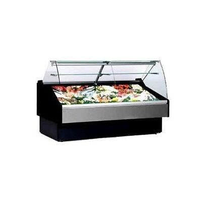Hydra Kool Seafood Or Deli Case - Model Kfm Sc 80 Inch