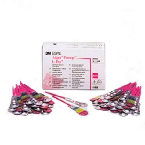 Adper Prompt L-Pop Refill Pack - Box of 100Applicators - #41926