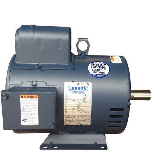 1 5 Hp Electric Motor Ebay