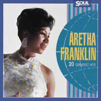 ARETHA (SOUL CLASS.) FRANKLIN - BEST OF (20 TRACKS) (SOUL CLASS.)  CD NEW (Best Soulful House Tracks)
