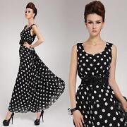 Vintage Long Dress