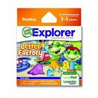 Leapster Letter Factory