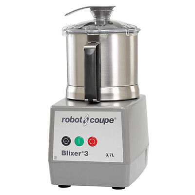 Robot Coupe Blixer3 3 12 Qt. 1 12 Hp-single Phase