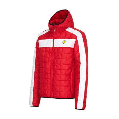 2016 Ferrari F1 Team Padded Jacket Red - ALL SIZES! EXPRESS!