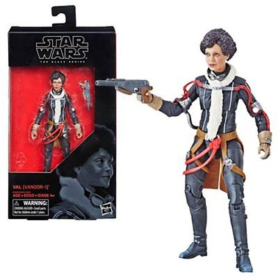 Star Wars The Black Series Val Mimban  6-Inch In Stock!