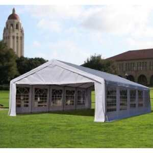 GENUINE PRIC @ WWW.BETEL.CA || New 32x20 ft Extra Large Wedding, Party & Catering Tent with Sides || We Deliver FREE!!!!