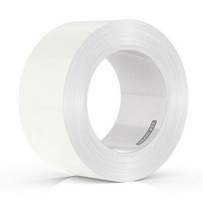 LLPT Double Sided Carpet Tape 2 Inches x 30 Feet Multiple Sizes Grade Removab...