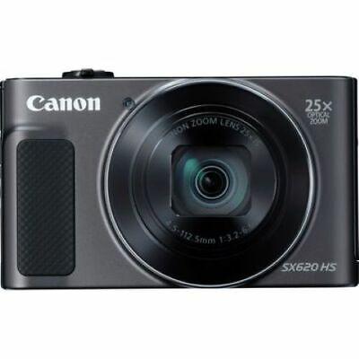 Cámara Canon PowerShot SX620 HS Máquina Fotografica Compacta Black Negro