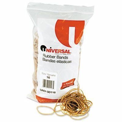 New Universal Rubber Bands Size 16 1lb Pack Sold As A 3 Pack Free Shipping