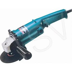 "Makita 5"" Angle Grinder with AC/DC Switch"
