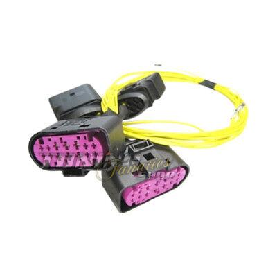 Xenon Bi-Xenon Headlight Adapter Cable Loom Set for Audi Q7