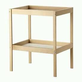 Baby Changing Table IKEA SNIGLAR